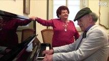 """À la """"Casa Verdi"""", une soixantaine de musiciens à la retraite transmet son savoir-faire aux jeunes"""
