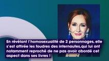 Harry Potter : J.K. Rowling dévoile l'homosexualité de 2 personnages et se fait tacler