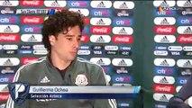 ¡Esto nos dice Memo Ochoa con la llegada del Tata a la Selección Azteca!   Azteca Deportes