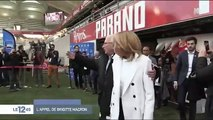Brigitte Macron, huée hier soir à Reims, sexplique sur le week-end au ski du Président  Cest moi qui avait préparé cette escapade - VIDEO