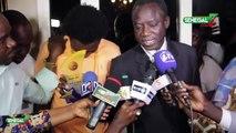 Surprise de Baba Amdi chez Thione Seck- Wally Seck fond en larme devant sa mère