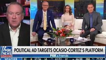 Mike Huckabee: Alexandria Ocasio-Cortez Could Be 'The Manchurian Candidate'