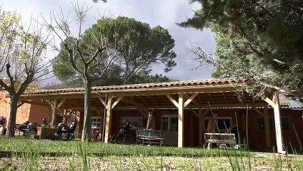 La maison du Légionnaire d'Auriol