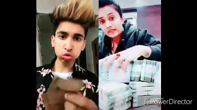 Tik Tok  Sagar Goswami Vs Riyaz Duets with Jannat Zubair and Faisu Tik Tok Most Funny Trending Videos