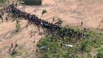 Mozambique: deux villages détruits après le cyclone Idai