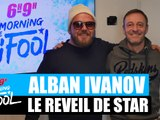 Alban Ivanov - Le réveil de star #MorningDeDifool