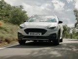 Ford Focus Active (2019) : 1er essai en vidéo