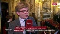 Affaire Benalla : « Je ne suis pas sûr que ce genre de procès politique permette de rehausser le niveau du débat public » déplore Marc Fesneau