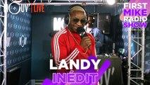 "LANDY :  ""8 Mars"" (Live @Mouv' Studios)"