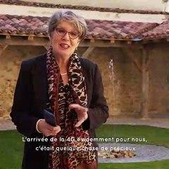 Gisèle BEUSTE, Dir. Office de Tourisme de Mirande - Témoignage 4G Gers