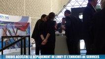 La Minute Éco : Enedis accélère le déploiement de Linky et l'enrichit de nouveaux services