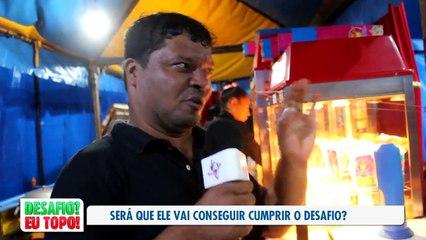 """Quadro """"Desafio? Eu Topo!"""" leva Alex Guru ao Circo Mundo Mágico"""