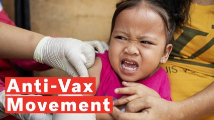 What To Know About The Anti-Vax Movement