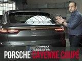 Découvrez les secrets du Porsche Cayenne Coupé (2019)