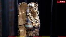 Exposition Toutankhamon : les objets du pharaon