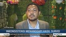 Inkonsistensi Kubu Prabowo-Sandi Tanggapi Hasil Survei