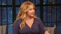 Amy Schumer Talks About Her Tough Pregnancy