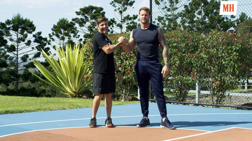 Chris Hemsworth's Workout Routine | Train Like a Celebrity