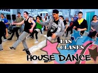 Cómo bailar House. House dance.