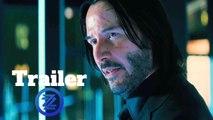 John Wick: Chapter 3 - Parabellum Trailer #2 (2019) Keanu Reeves Thriller Movie HD