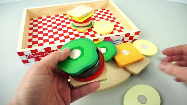 Velcro Toys Learn Food Cutting And Cooking   Velcro Fruit, Veg And Burger   Toy Store -