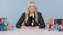 Baby Spice Tries '90s Snacks | Food Fight