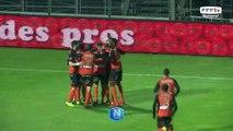 J27: Stade Lavallois - US Avranches MSM (4-1), le résumé