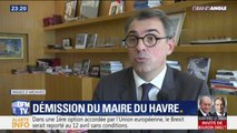 Le maire du Havre Luc Lemonnier a décidé de démissionner sur fond de polémique liée à la diffusion de photos de lui nu