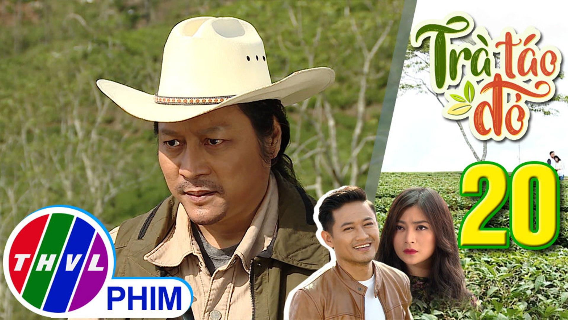THVL | Trà táo đỏ - Tập 20[3]: Ông Kha đe dọa Hiếu chuyện mở nhà máy thu mua sản xuất trà