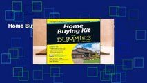 Home Buying Kit for Dummies Complete