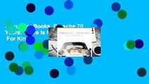 About For Books  Porsche 70 Years: There Is No Substitute  For Kindle