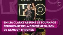 Emilia Clarke : l'héroïne de Game of Thrones révèle avoir survécu à deux hémorragies cérébrales