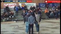 National du Puy Pétanque 2018 : 16ème LAUR vs HELFRICK