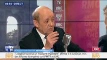 """Élections européennes: Jean-Yves Le Drian """"souhaite que Nathalie Loiseau soit tête de liste"""" pour LaREM"""