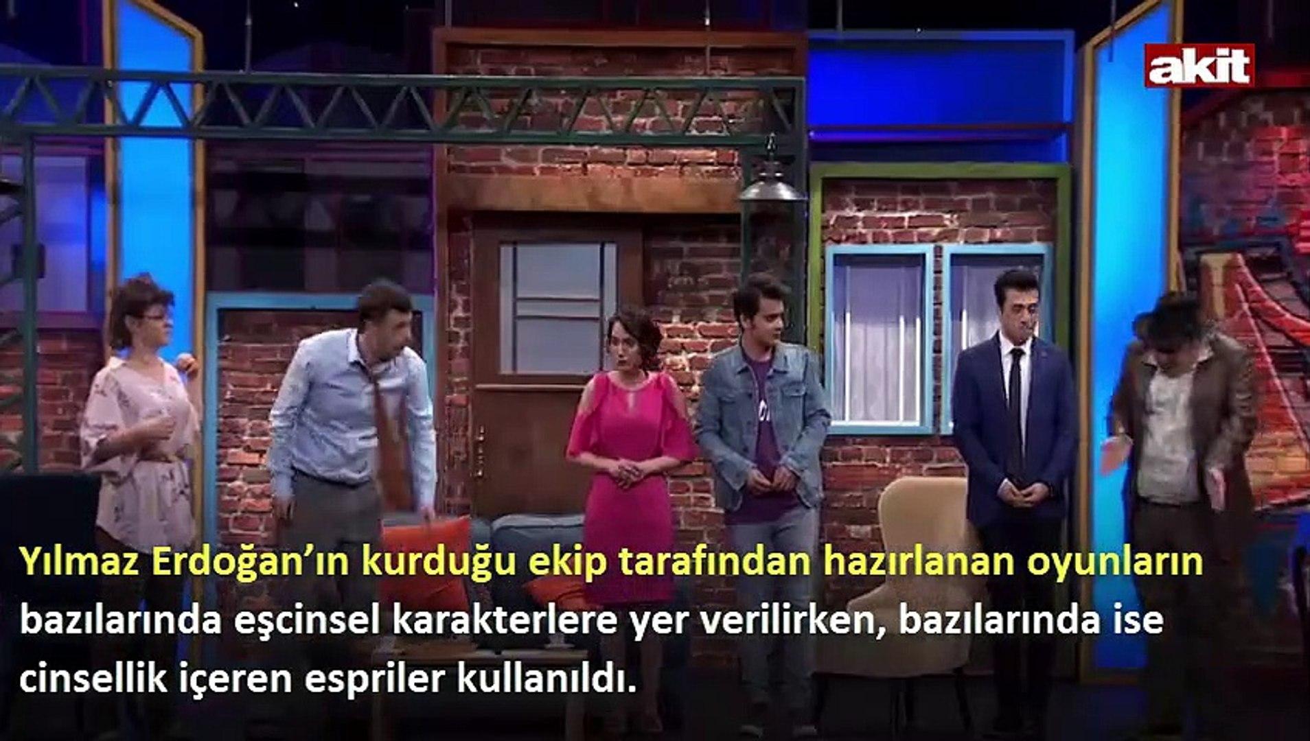 Yılmaz Erdoğan eşcinsellere çalışıyor! Her bölüm 'gay' propagandası