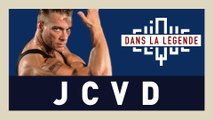Jean-Claude Van Damme entre Dans La Légende - CLIQUE TV