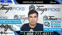 Memphis Grizzlies vs. Orlando Magic 3/22/2019 Picks Predictions