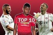 TOP 10: les sportifs français les mieux payés en 2018
