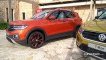 Volkswagen T-Cross 2019 : essai