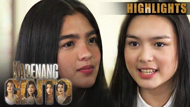 Cassie, ipinagtanggol ang Ina sa paratang ni Marga | Kadenang Ginto
