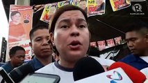Sara insists honesty required of public officials but not of senatorial bets