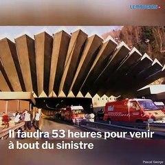 24 mars 1999 – Un camion s'enflamme dans le tunnel du Mont-Blanc