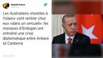 Attentat de Christchurch. Erdogan appelle à combattre l'islamophobie au même titre que l'antisémitisme