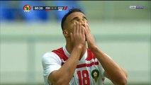 CAN 2019 : Les poteaux contrarient le Maroc