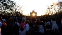 Le Mexique célèbre l'équinoxe de printemps sur ses sites Mayas