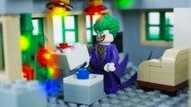 LEGO Batman Christmas Letter Prank STOP MOTION W/ Batman And Joker | LEGO Batman | By LEGO Worlds