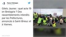 Gilets jaunes. Champs-Élysées interdits, soldats en renfort… À quoi s'attendre pour ce 19e samedi de mobilisation ?
