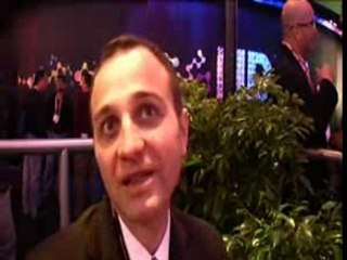 Interview Sony OLED