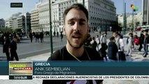 Grecia: marchan en Atenas contra la discriminación y el racismo