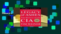 R.E.A.D Legacy of Ashes: the History of the CIA D.O.W.N.L.O.A.D